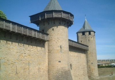 castello carcassonne