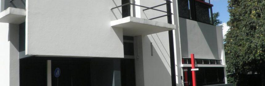 rietveld-schroeder house utrecht