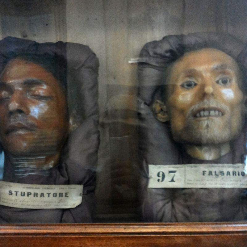 museo di antropologia criminale