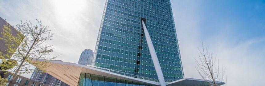 architettura a rotterdam