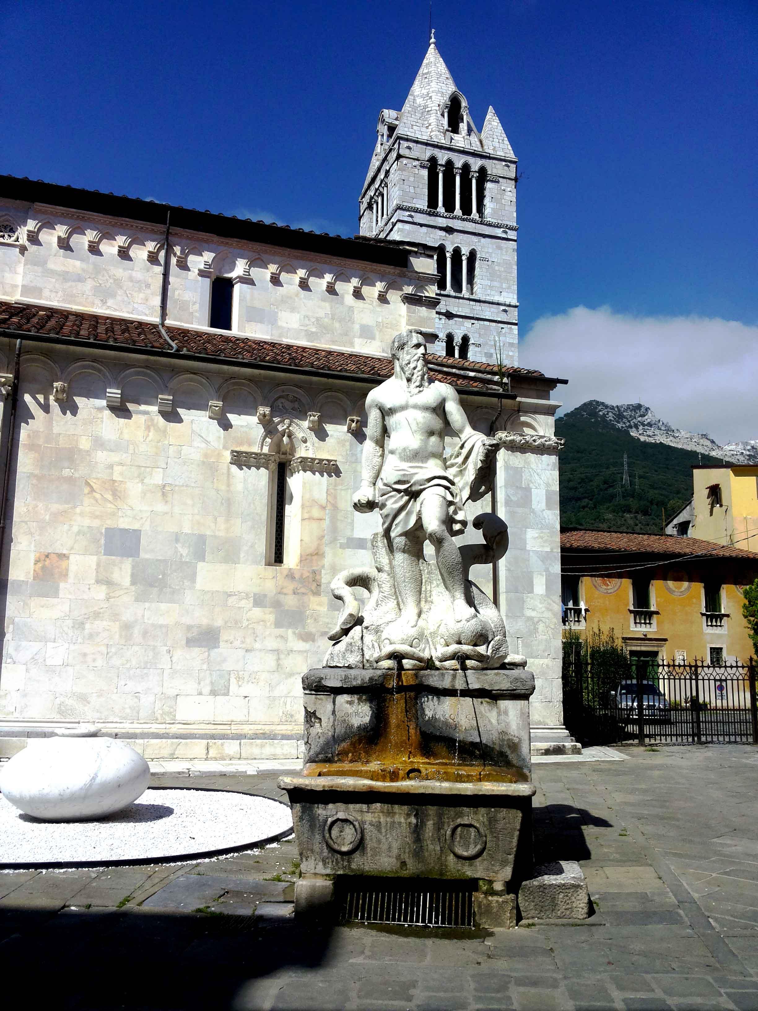 Visitare Carrara Alla Scoperta Della Citt 224 Del Marmo