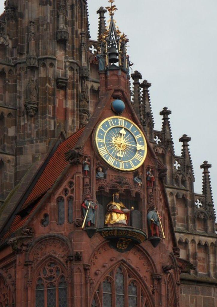 orologio astronomico frauenkirke