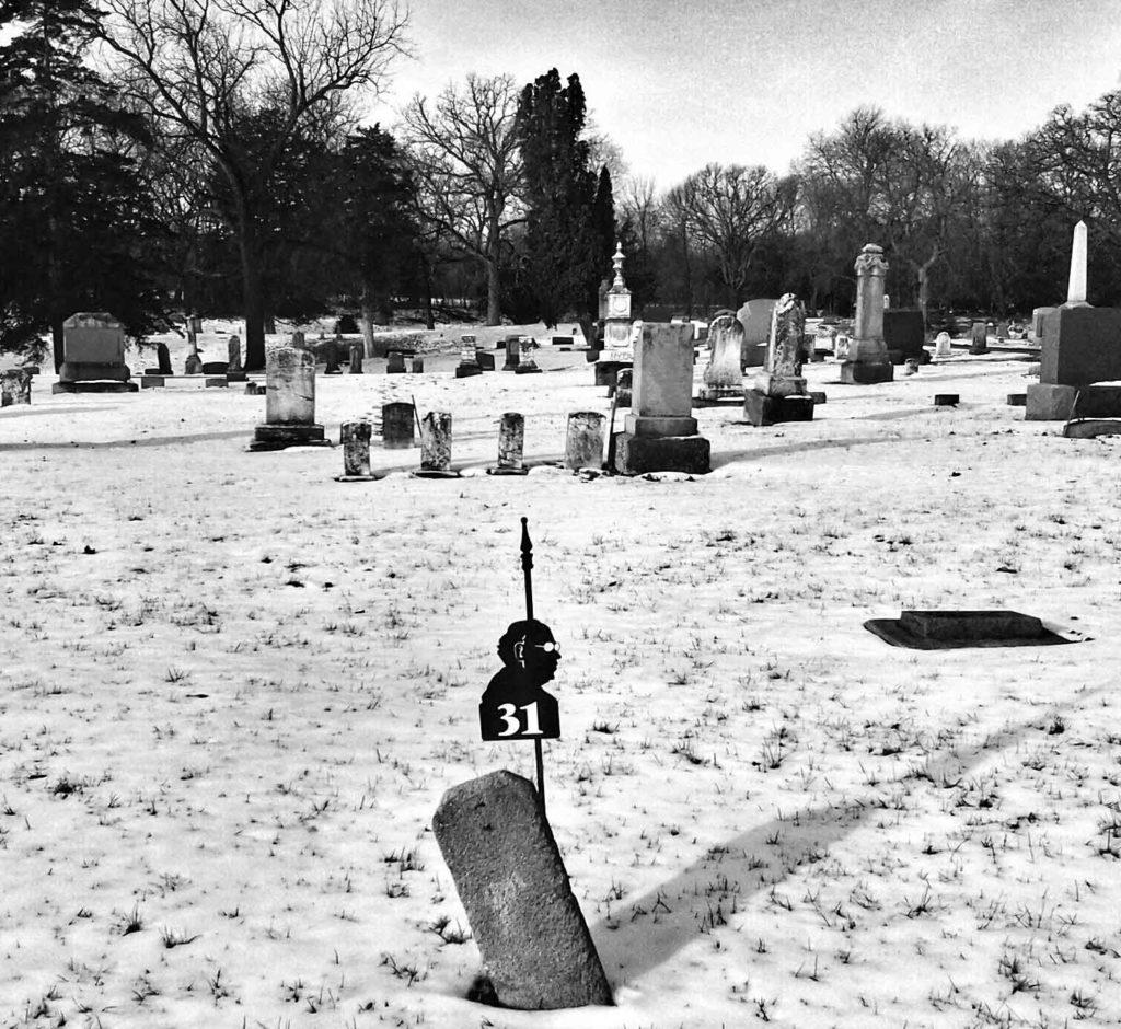 edgar lee masters cimitero