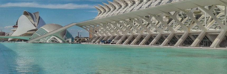architettura a valencia