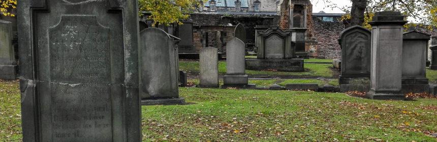 greyfriars kirkyard cimitero edimburgo