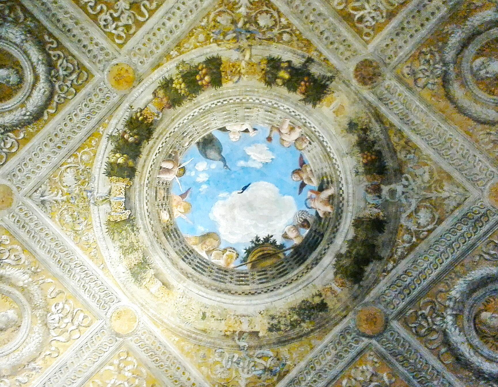 Mantova visitare palazzo ducale e la camera degli sposi for Degli sposi