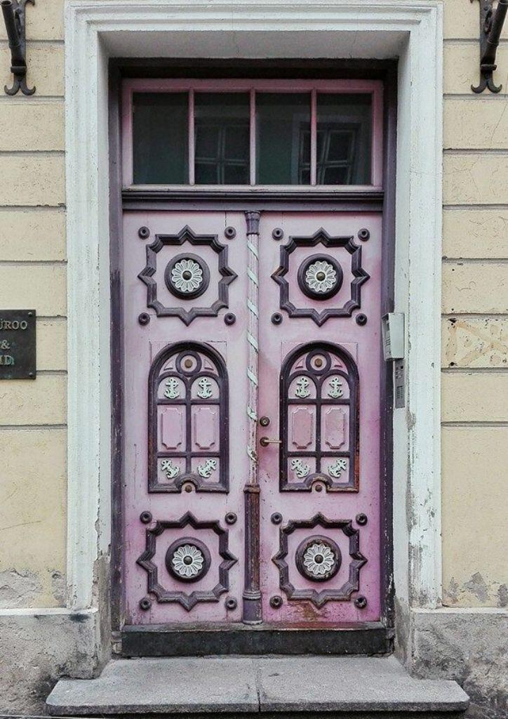 porta nella città vecchia