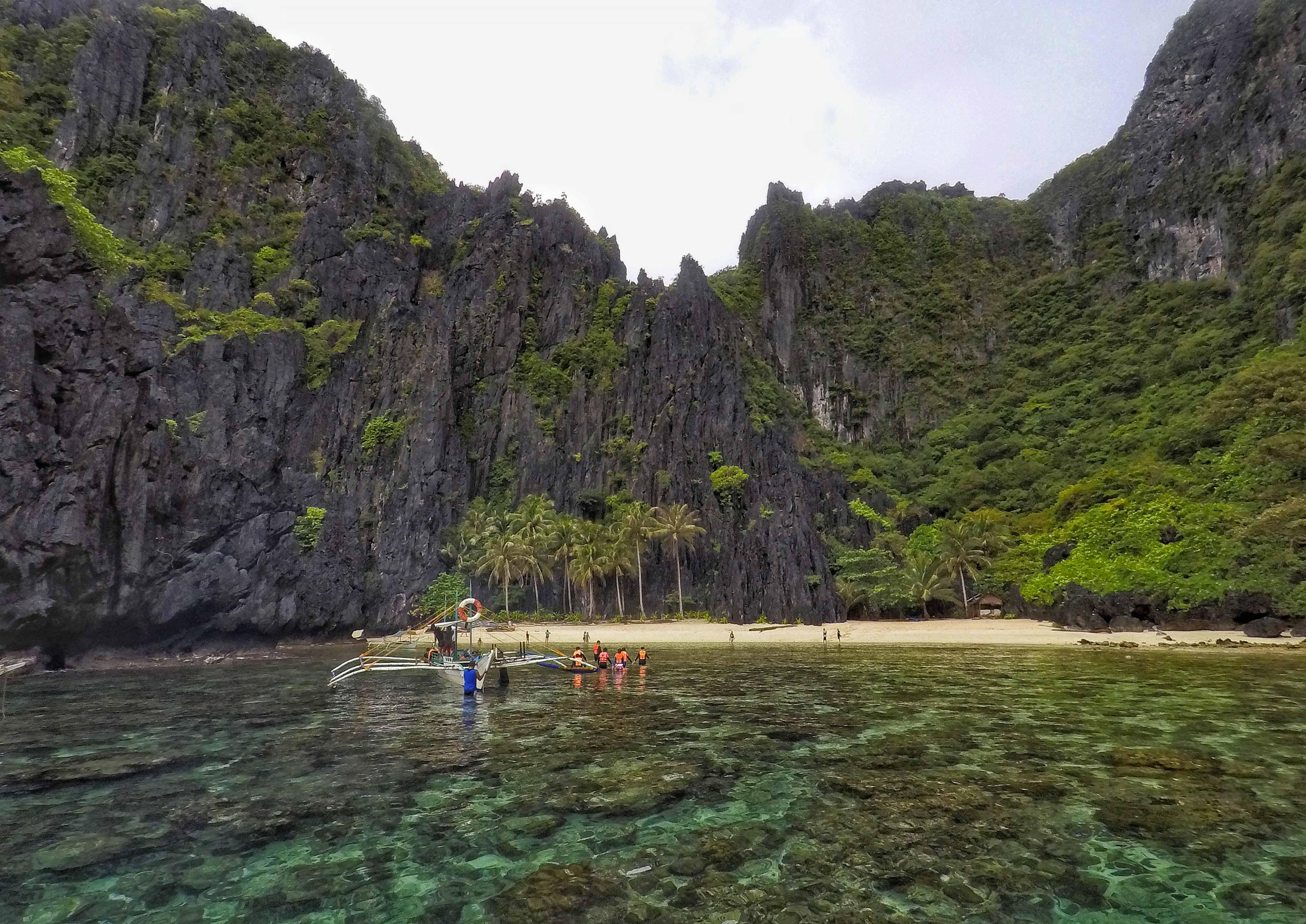 El Nido, Filippine. Il paradiso turistico di Palawan