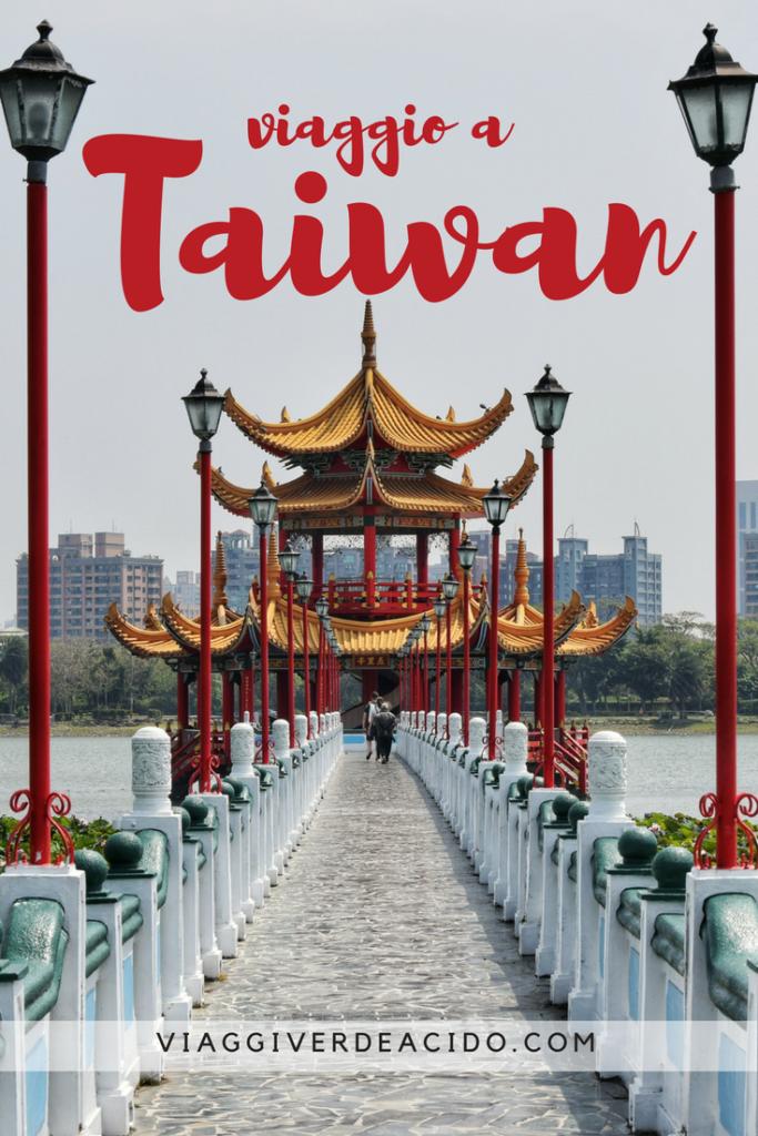 taiwan viaggio