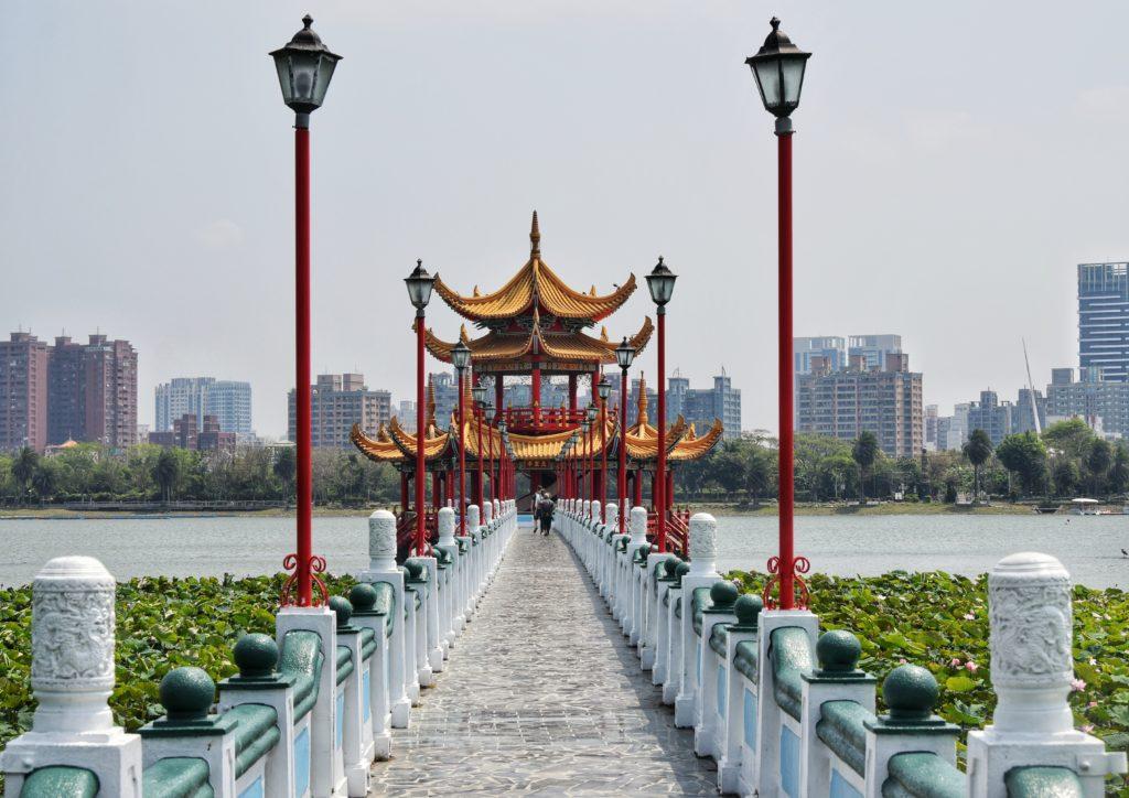Kaohsiung - l'altra faccia metropolitana di Taiwan
