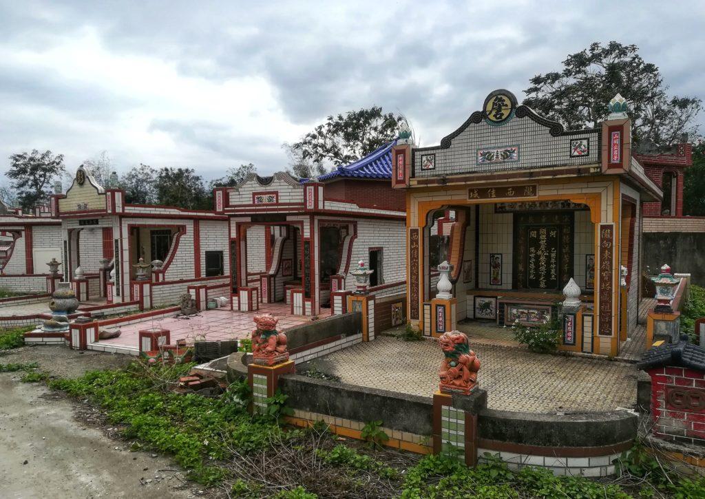 taiwan cimitero dulan