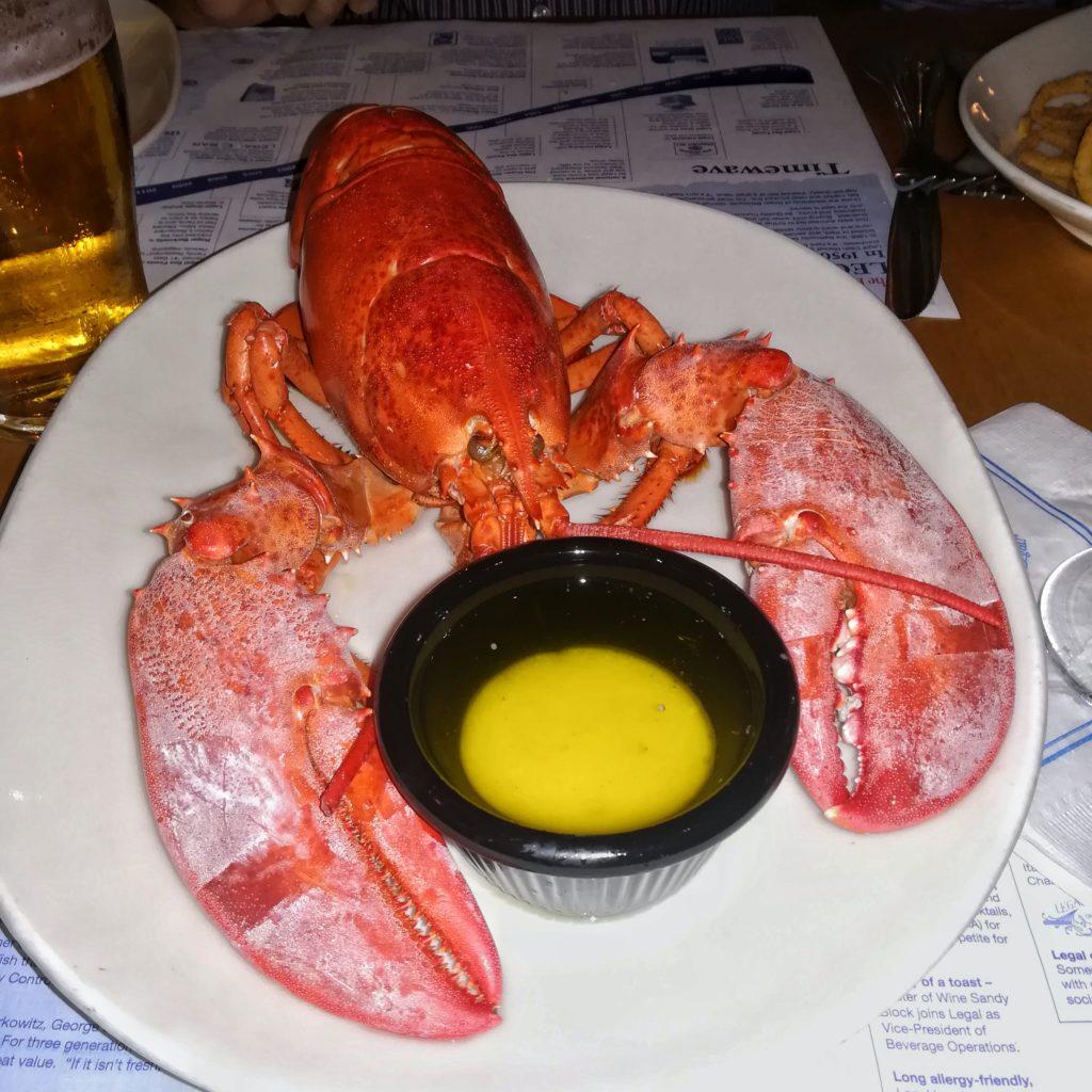 aragoste boston ristoranti