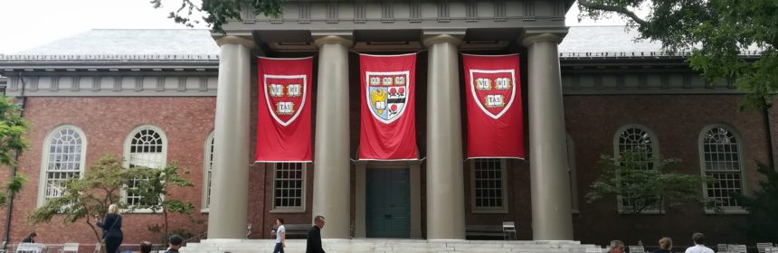 Cambridge harvard university