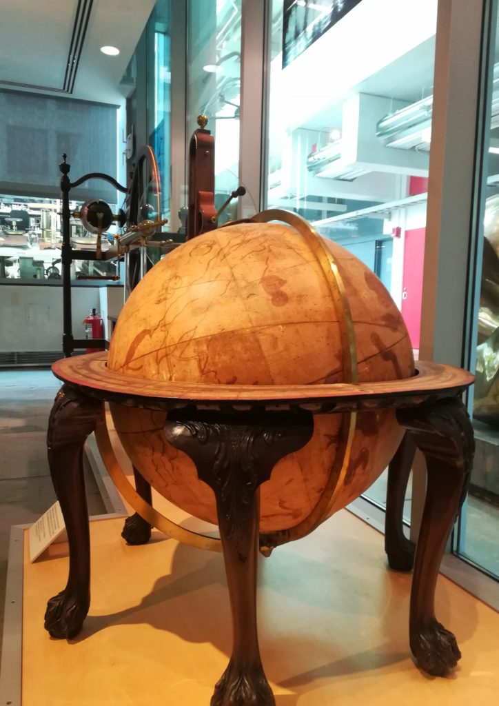 harvard museo strumenti scientifici