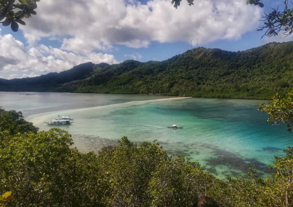 itinerario nelle filippine
