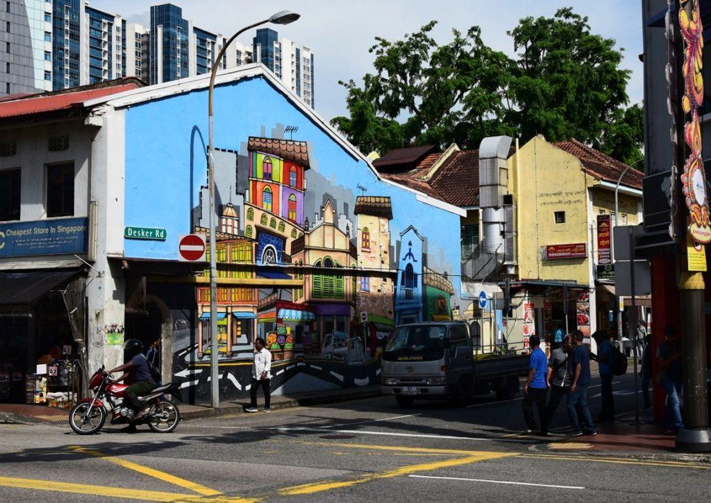 cosa fare a singapore