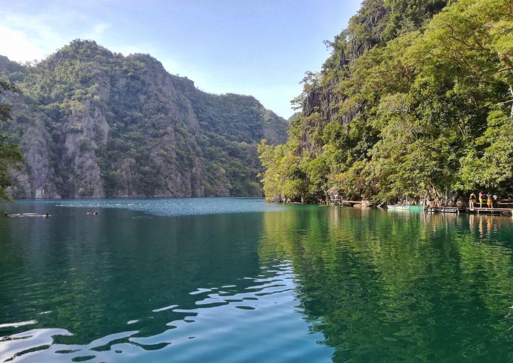coron laguna lago