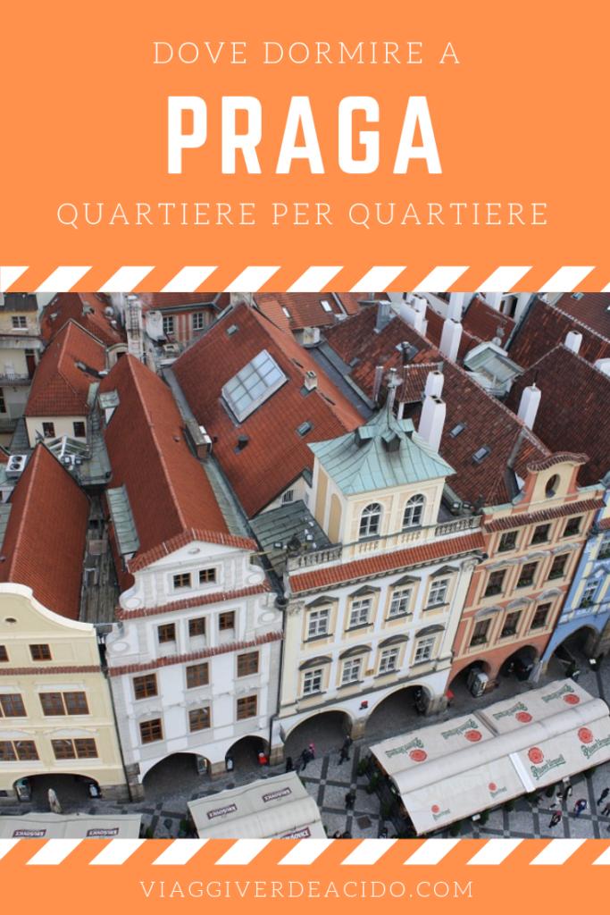 dove dormire a Praga: guida agli hotel quartiere per quartiere