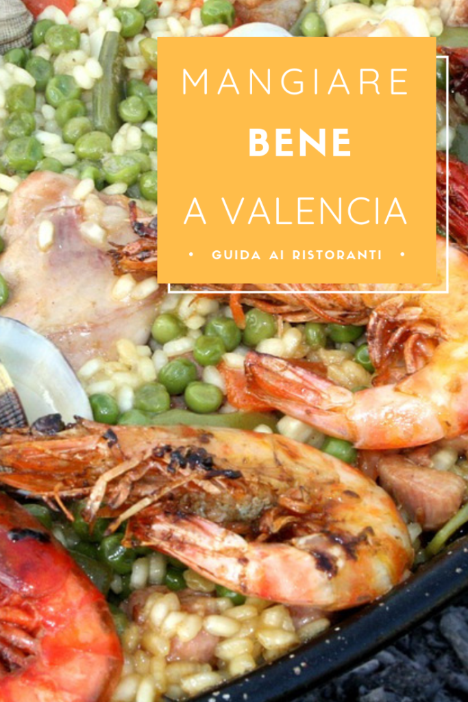 valencia dove mangiare
