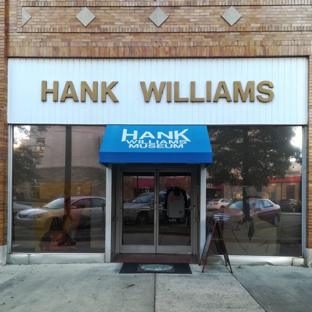 museo hank williams alabama