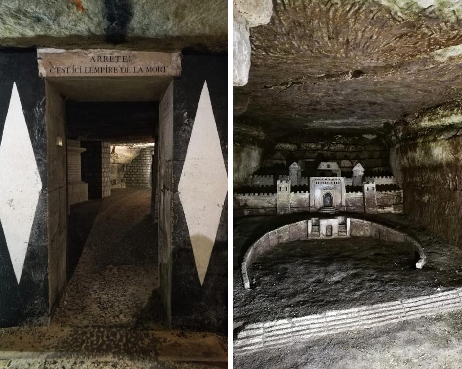 catacombe parigi insolita