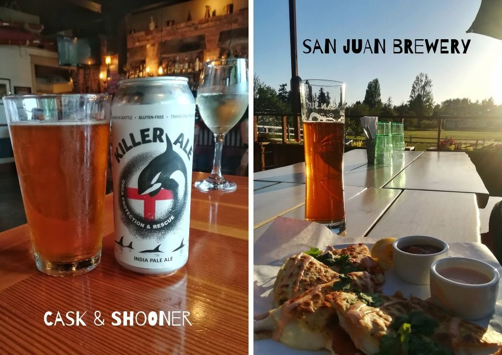 birra artigianale e cibo locale