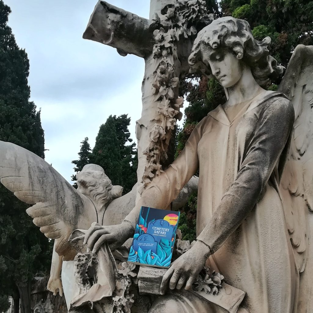 cemetery safari libro