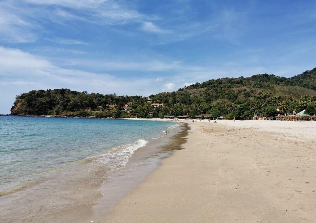 Klong Jark spiaggia