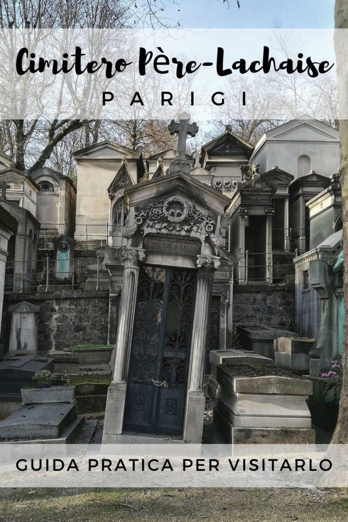 parigi cimitero