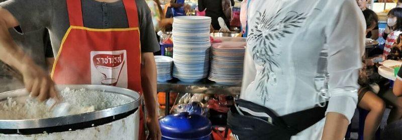 cowboy hat lady Chang Puak Gate Market