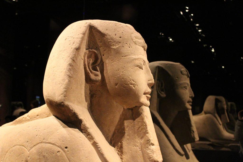 sala dei re museo egizio torino