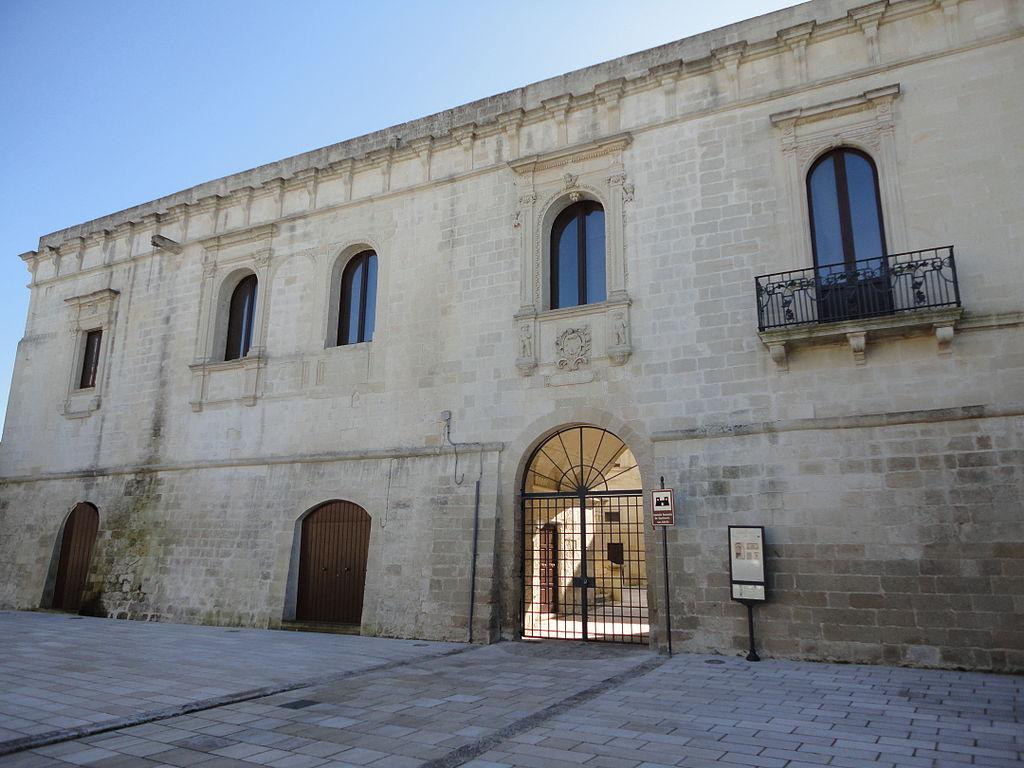 castello di castrignano dei greci