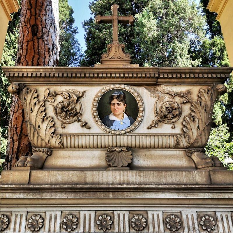 visitare il cimitero del verano a roma