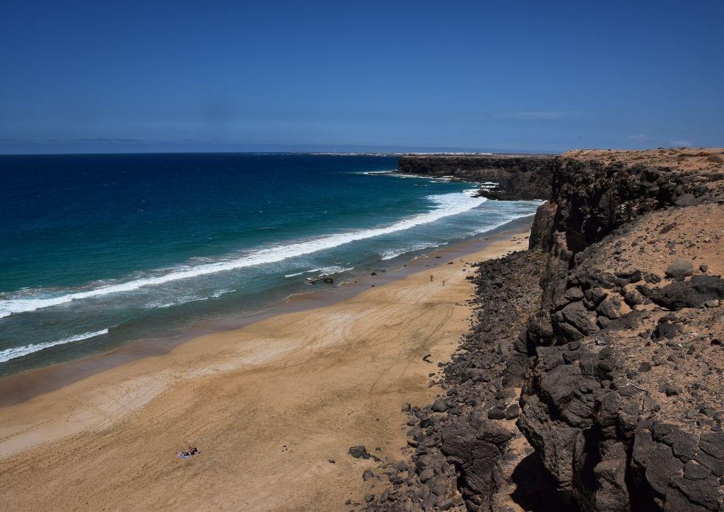 spiaggia di el cotillo